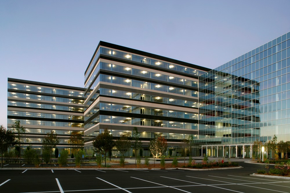 Medtronic CRDM Office Campus Construction - The Opus Group