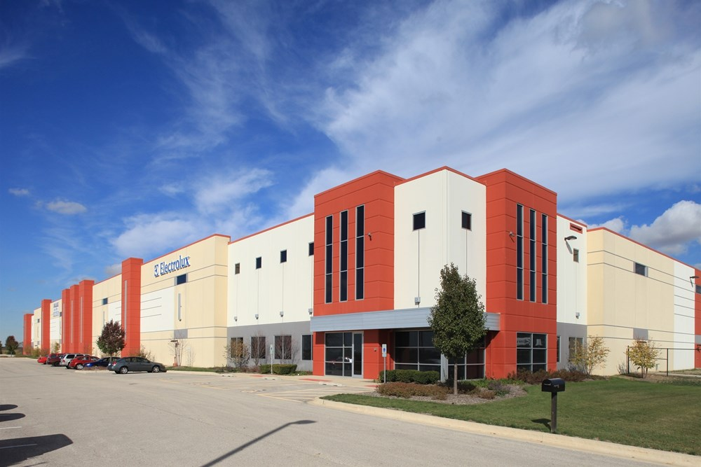 The Opus Group used its considerable industrial expertise developing and building Minooka Ridge