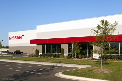 Nissan Parts Re-Distribution Center