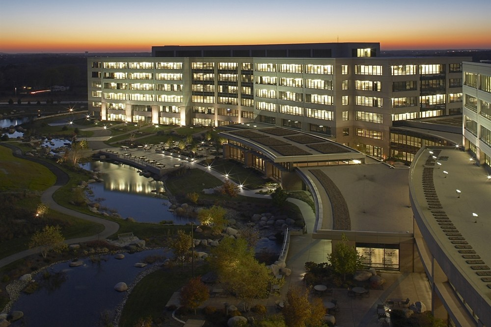 Northwestern Mutual, office campus, office campus development, office campus construction