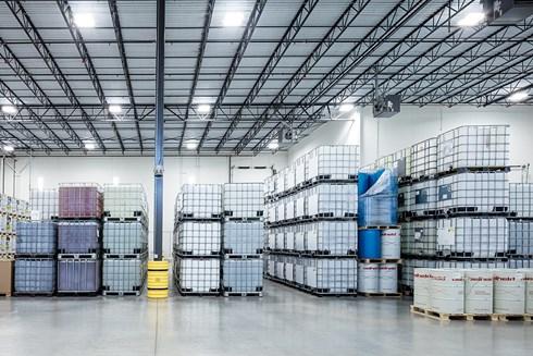 oelheld U S , Inc  Headquarters Office & Warehouse Facility News