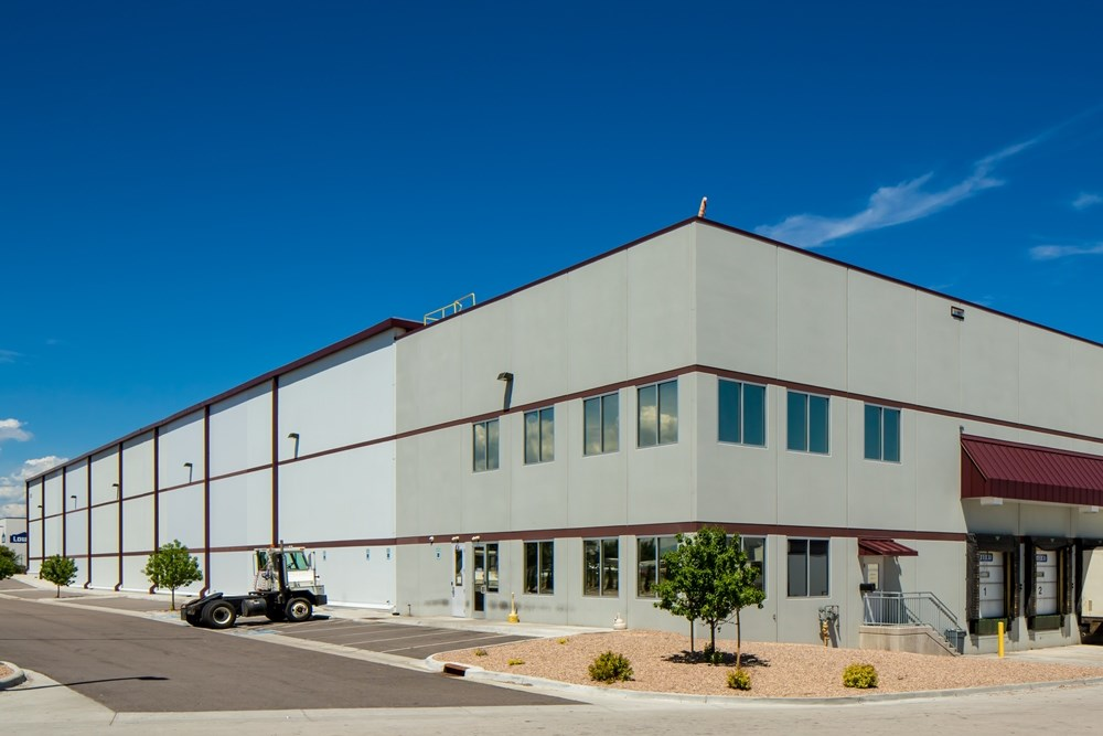 Oneida Cold Storage & Scott Cochrane - Commercial Architecture - The Opus Group