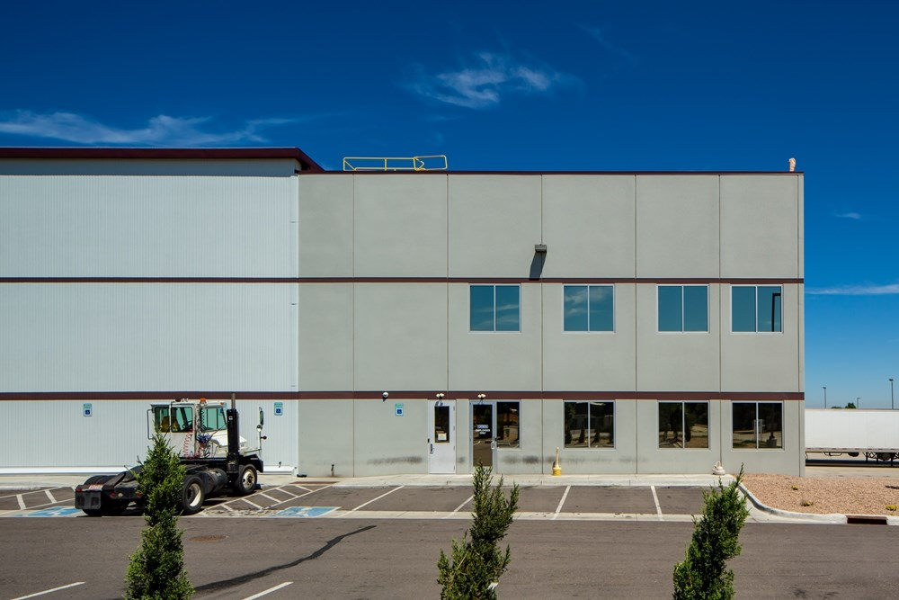 Oneida Cold Storage's expansion was built by Opus Design Build.