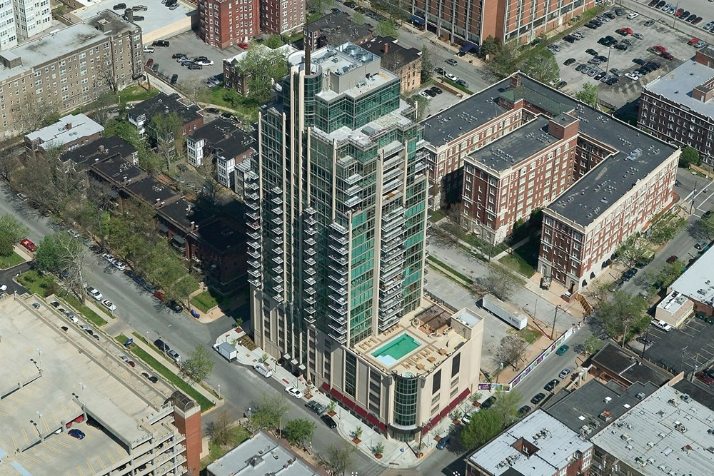 Park East Tower, residential construction, residential development