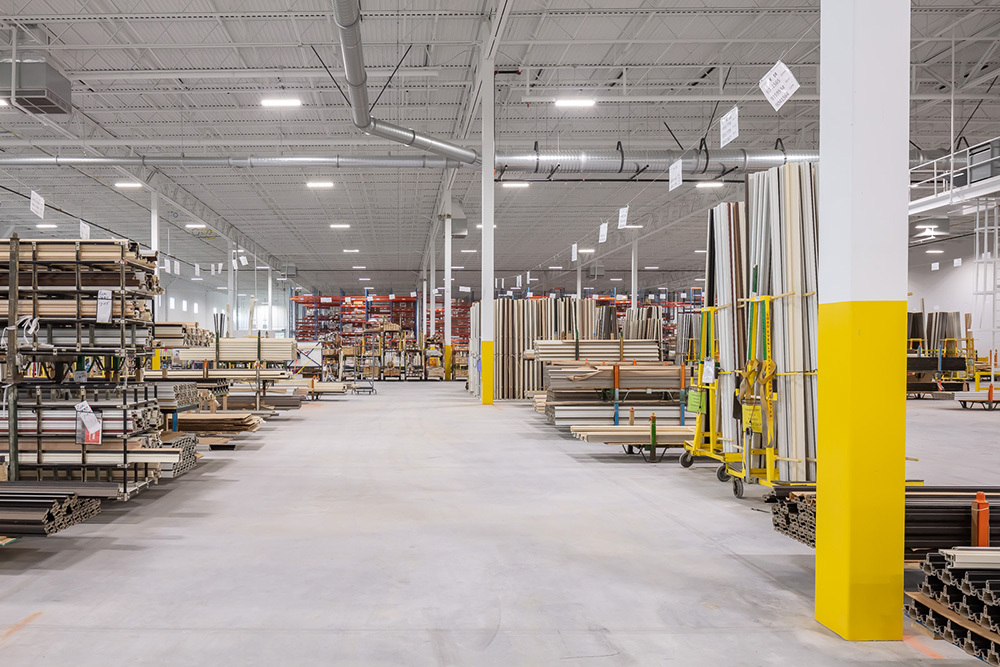 Renewal by Andersen Value Add Center Warehouse