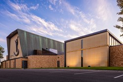 Normandale Lutheran Church's (Edina) renovated & expanded spaces by Opus