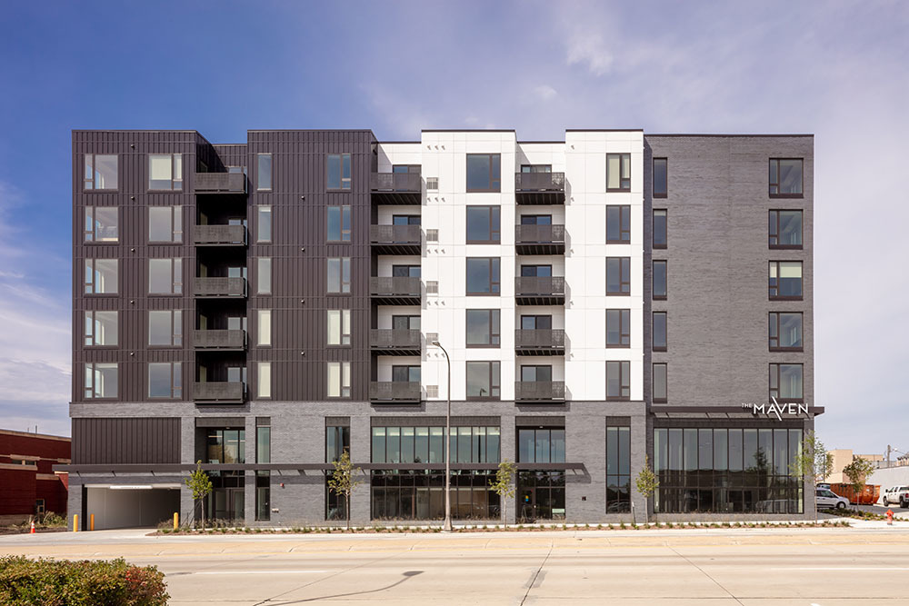 The Maven on Broadway Multifamily
