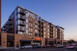 West 7th Mixed Use by ESG, developed and built by Opus