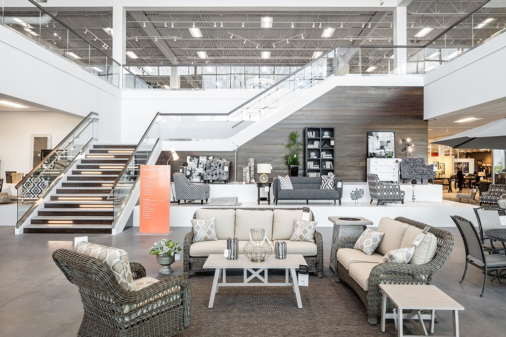 Genial More About This Project; Schneidermanu0027s Furnitureu0027s Newest Store In  Lakeville, Minn.