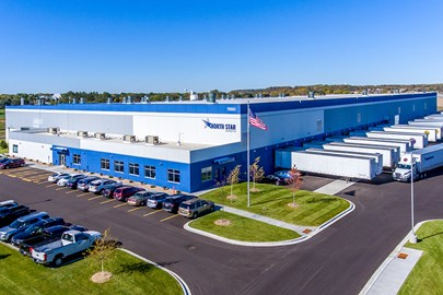 Southeast Industrial Park developed by Opus and Hillcrest