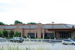 St. Hubert's Catholic Community Addition, institutional construction