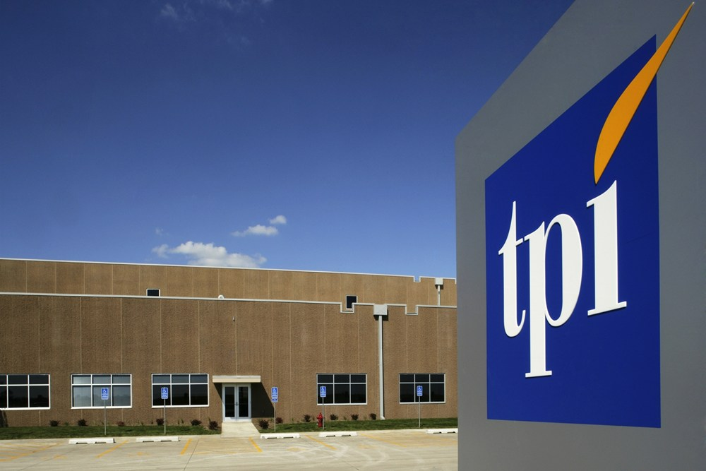 TPI Composites, industrial development, industrial construction
