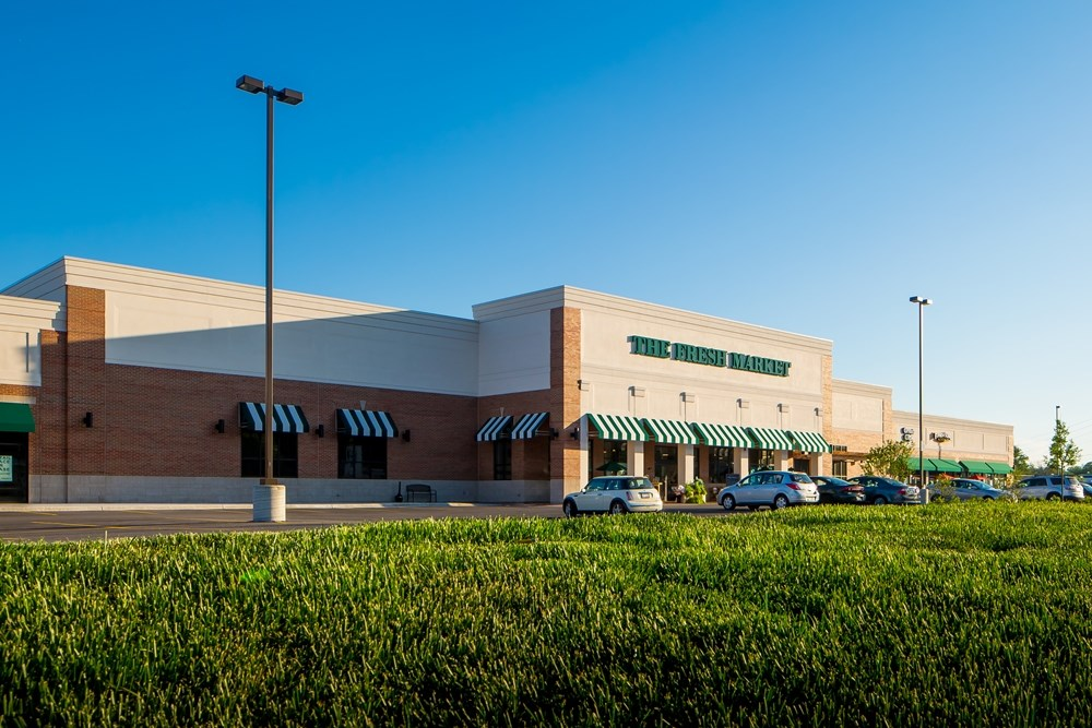 The Fresh Market Center retail development
