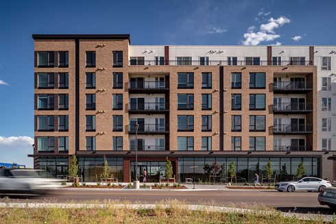 The Glenn Multifamily at the Jones District