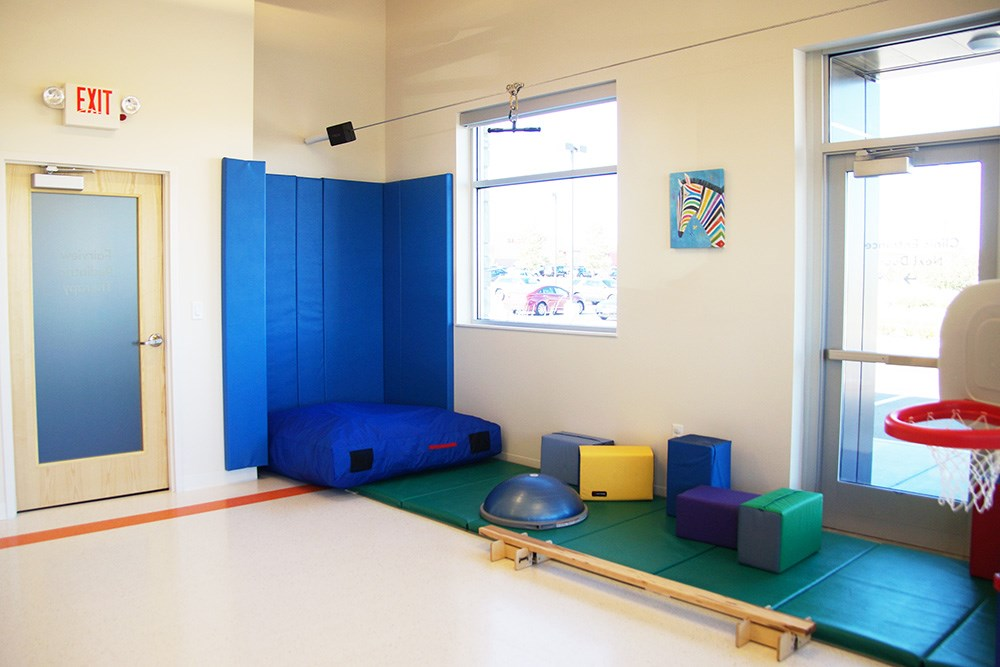 pediatric speciality clinic tenant improvement