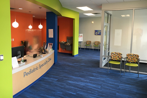 Twin Cities Pediatric Specialty Clinic Tenant Improvement