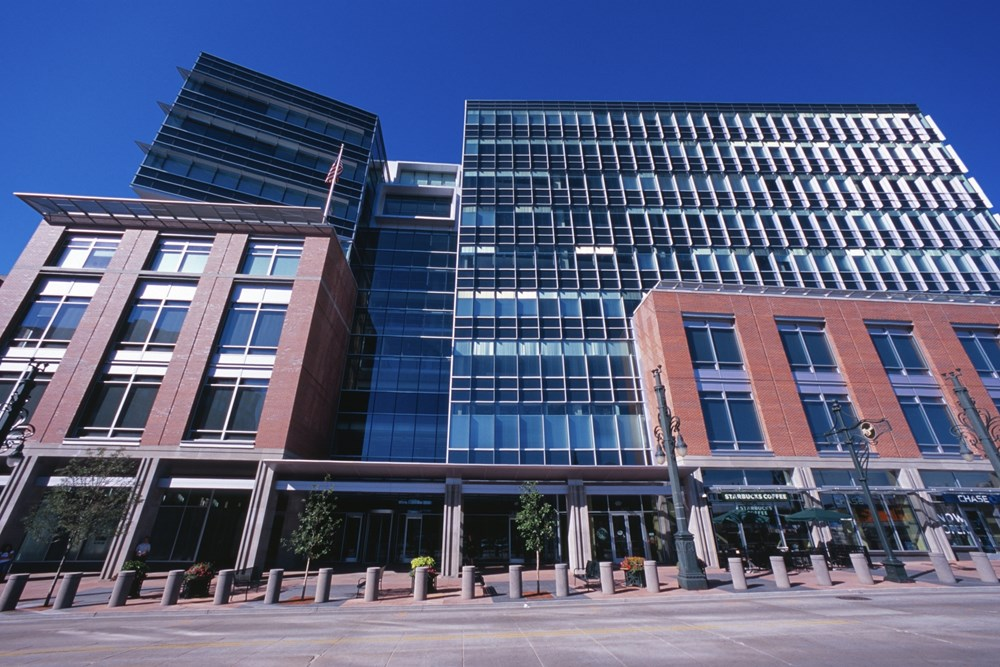 Office construction for the General Services Administration Environmental Protection Agency in Denver, Colo.