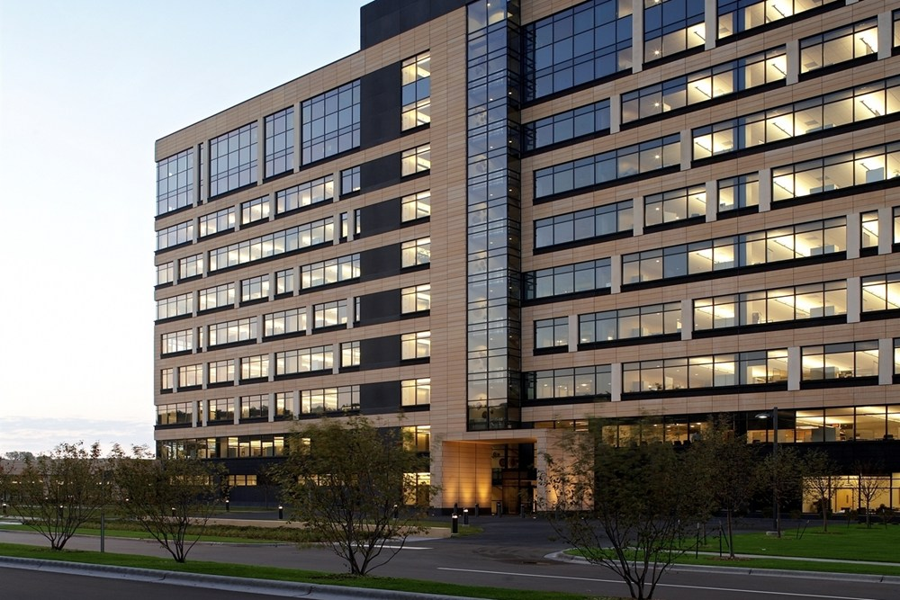 UnitedHealth Group Office Design & Construction - The Opus Group