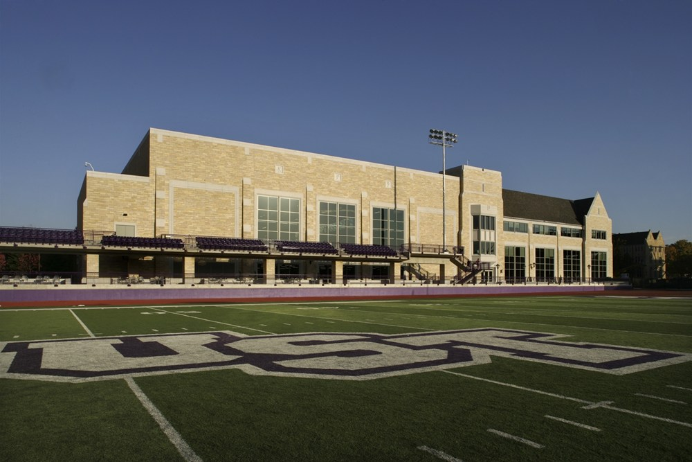University of St. Thomas Anderson Athletic & Recreation Complex, institutional construction, athletic and recreational construction