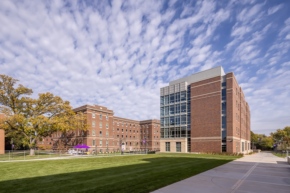 University of St Thomas Ireland and Tommie Residence Halls