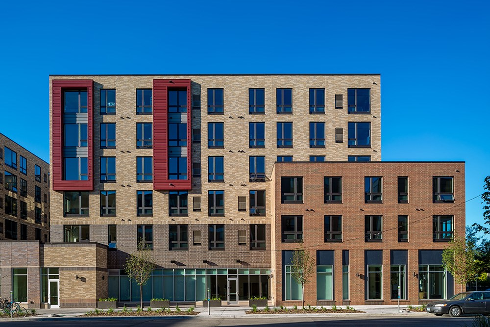 opus completes venue at dinkytown student housing the opus group