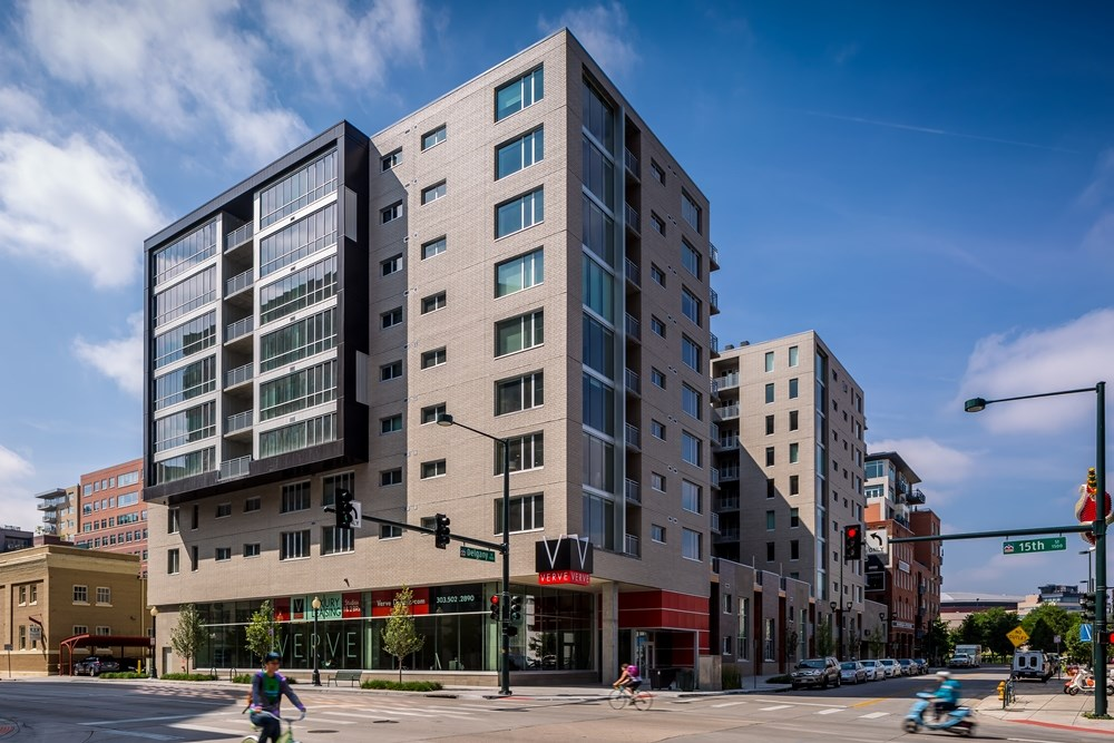 Perfect The Opus Group® And Amstar To Build Luxury Apartments In Downtown Denver