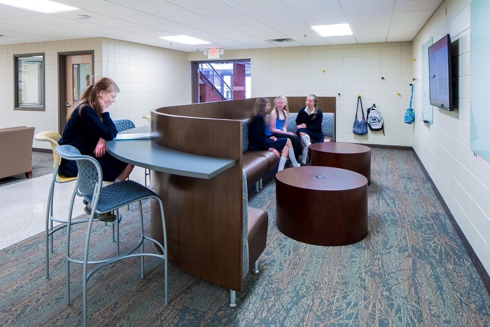 institutional design, STEM classrooms, classroom construction