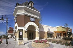 Woodbury Lakes Lifestyle Center, retail development, retail construction