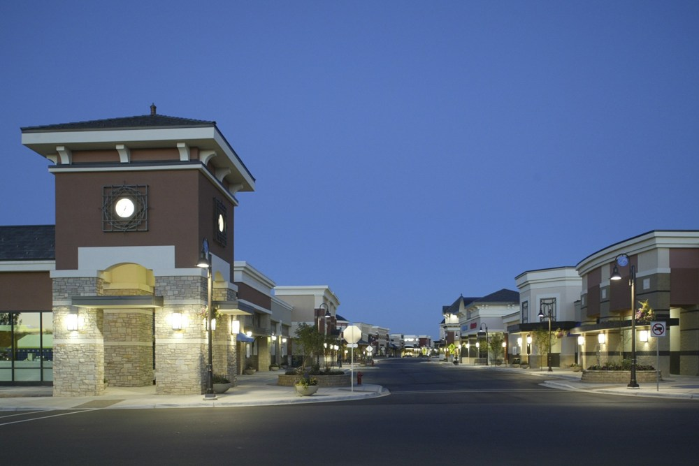 Woodbury Lakes Lifestyle Center Retail Development The