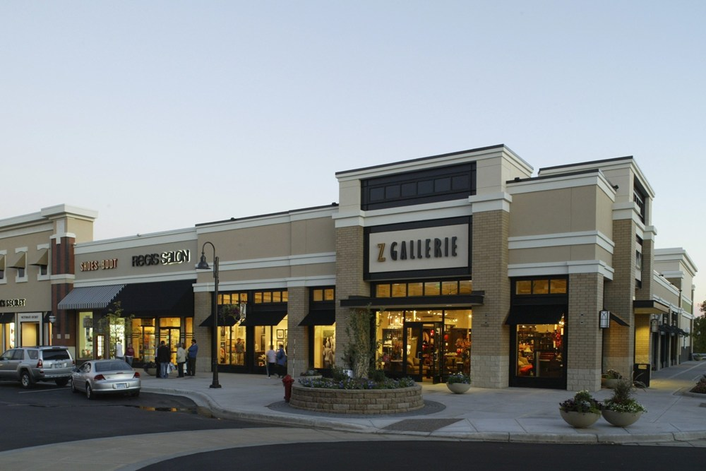 0014af53214c6 Woodbury Lakes Lifestyle Center Retail Development - The Opus Group