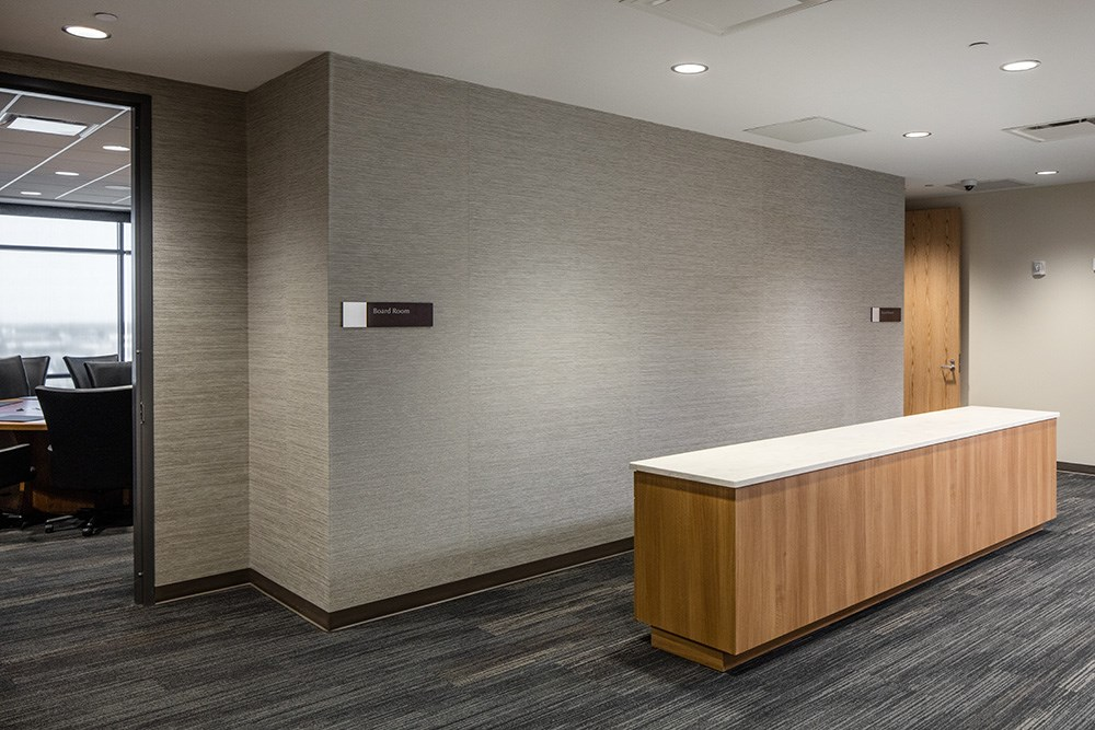 Xcel Energy regional headquarters office by Opus