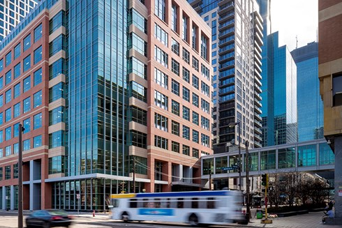 Xcel Energy @ 401 Nicollet News - The Opus Group