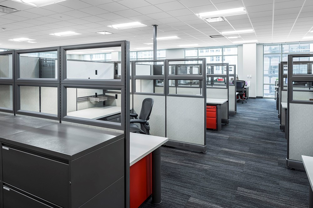 Xcel Energy headquarters office expansion by Opus